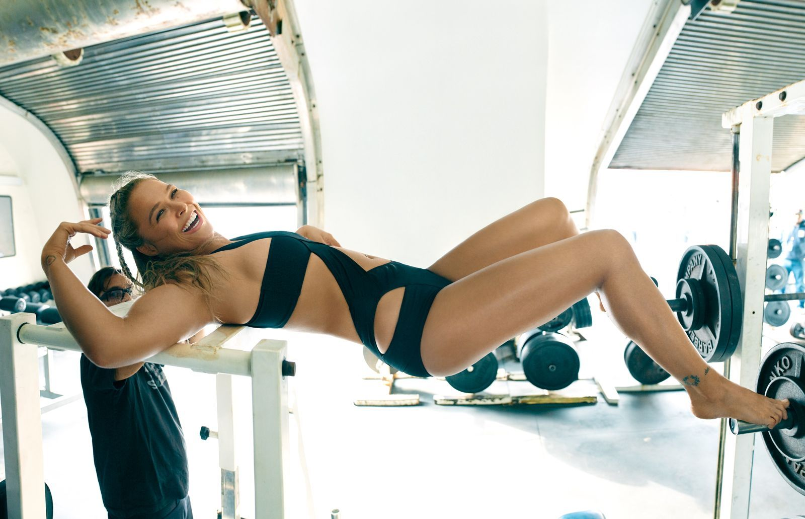 Your Swxy hot ronda rousey fucking